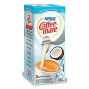 Coffee Mate Coconut Creme Creamer Singles, Pack of 50  (NES43597)