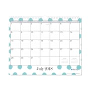 "2018-2019 Blue Sky Wall Calendar BS Penny 15""H x 12""W  Monthly Wirebound (105960-A19 )"