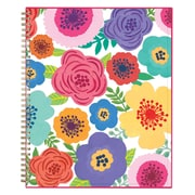 """2018-2019 Blue Sky 8.5""""H x 11""""W Planner Blur Stripe Mahalo CYO Weekly/Monthly (100149-A19)"""
