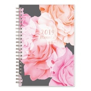 "2019 Blue Sky Planner BS Joselyn PP 5""H x 8""W RY Monthly Wirebound (110396)"