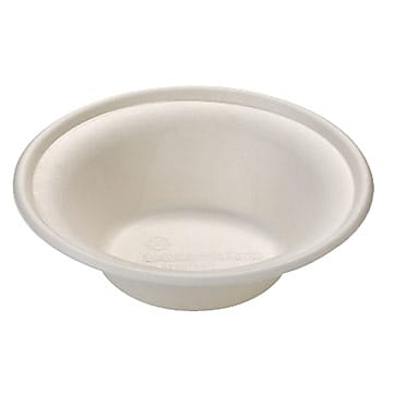 Staples Compostable Paper Bowls, 12 oz., White, 750/Carton (SEB40133CT)