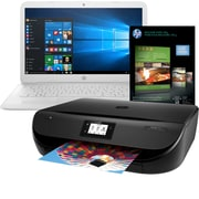 HP Stream Laptop & HP 4520 (4520.X7S48UA.BD)
