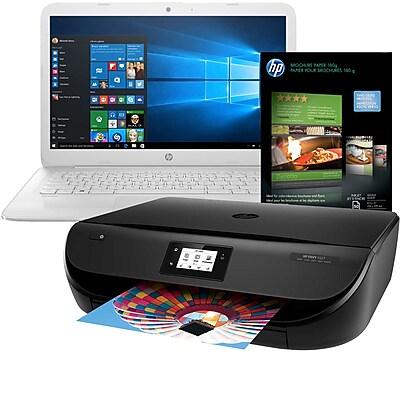 HP Stream Laptop & HP 4520, Refurbished