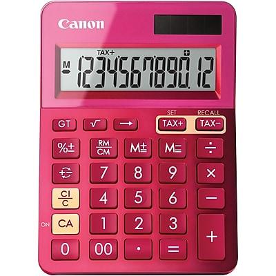 Canon Calculator, Metallic Pink (CNN9490B018)(LS-123K)