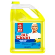 Mr. Clean Multipurpose Cleaner, Summer Citrus, 128 Ounce (23123)