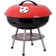 """Billboard BB-1401 14"""" Portable Charcoal BBQ Grill (BTWBB1401)"""