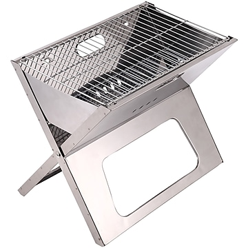 Brentwood Appliances BB-1811F Foldable BBQ Grill
