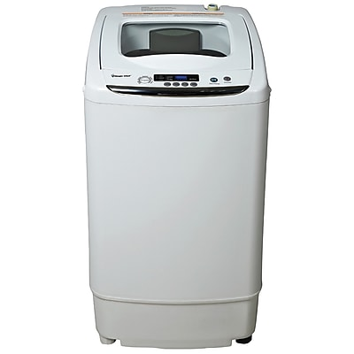 Magic Chef MCSTCW09W1 0.9 Cubic-ft Top-Load Washer
