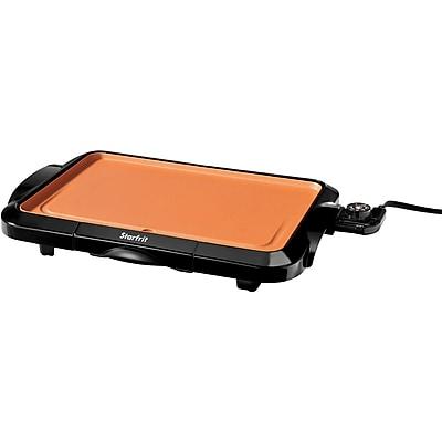Starfrit 024412-004-0000 Eco Copper Electric Griddle (SRFT024412)