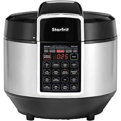 Starfrit Electric Pressure Cooker (SRFT024600)
