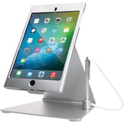 CTA Digital Desktop Anti-Theft Stand (iPad mini, Silver) (CTAPADMDASS)(PAD-MDASS)