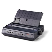 OKI ML186PLUS Black, Serial, USB Dot Matrix Printer (62448801)