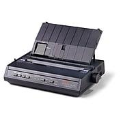 OKI ML186PLUS Black, Parallel, USB Dot Matrix Printer (62448701)