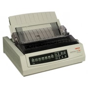 OKI ML390Turbo with Cut Sheet Feeder Dot Matrix Printer (62411903)