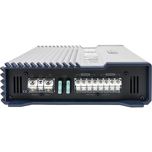 Hifonics BRUTUS BXX Series 4-Channel Super A/B Class Amp 1,200 Watts  (HIFBXX12004)