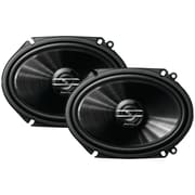 "Pioneer G-Series 6"" x 8"" 250-Watt 2-Way Coaxial Speakers (PIOTSG6820S)(TS-G6820S)"