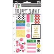The Happy Planner® Everyday Stickers, 135 pieces (PPSP-103)