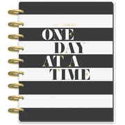"""2019 The Happy Planner® 8.5""""H x 9.75""""W Classic Planner, One Day at a Time (PLNY-73)"""