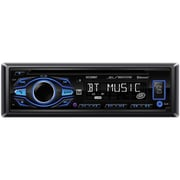 Dual Single-DIN In-Dash CD AM/FM Receiver with Bluetooth(DC208BT)