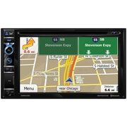 "Dual 6.2"" Double-DIN In-Dash Navigation DVD Receiver with Bluetooth(DVN927BT)"