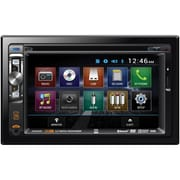 "Dual 6.2"" Double-DIN In-Dash DVD Receiver with Bluetooth(XDVD256BT)"