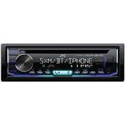JVCM Single-DIN In-Dash AM/FM CD Receiver with Bluetooth & SiriusXM Ready (JVCKDRD99BTS)(KD-RD99BTS)