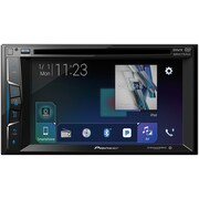 """Pioneer 6.2"""" Double-DIN In-Dash DVD Receiver with Bluetooth & SiriusXM Ready (PIOAVH500EX)(AVH-500EX)"""