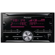 Pioneer Double-DIN In-Dash CD Receiver with Bluetooth & SiriusXM Ready (PIOFHS700BS)(FH-S700BS)