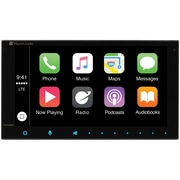 "Planet Audio 6.75"" Double-DIN In-Dash Digital Media AM/FM Receiver with Bluetooth, Apple CarPlay & Android Auto(PCP9800A)"