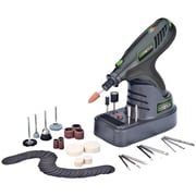 Genesis 7.2-Volt Cordless Li-Ion Hobby Tool with 65-Accessories Kit(GLHT72-65)