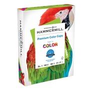 Hammermill® Paper, Premium Color Copy Printer Paper, 100 Bright, 28lb, 8.5 x 11, Letter, 500 Sheets/1 Ream(102467)