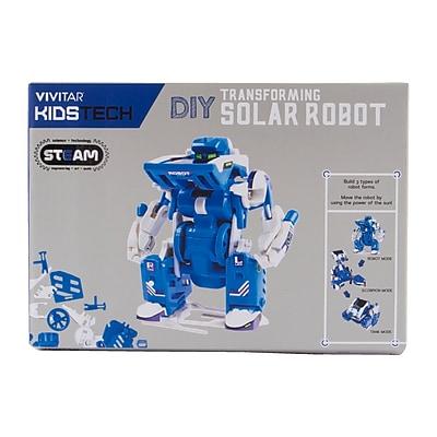 Vivitar 3 in 1 DIY Solar Robot (VA90025)