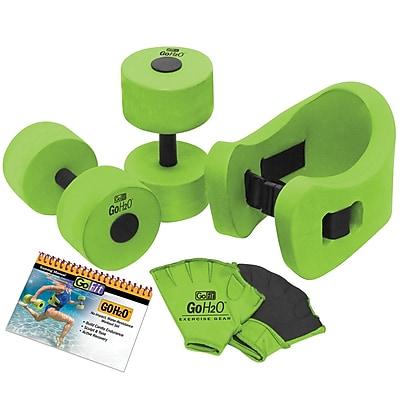 Gofit GF-GOH2O GoH20 Water-Resistance Workout Set (GOFGFGOH2O)
