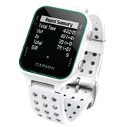 Garmin Approach S20 GPS Golf Watch (White)(010-03723-00)