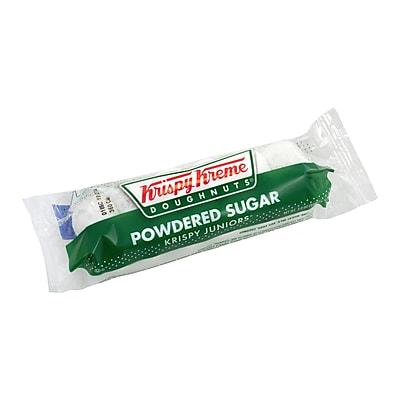 Krispy Kreme Powdered Sugar Doughnut, 36 oz, 12 Count (900-00125)