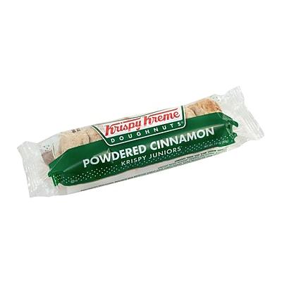 Krispy Kreme Powdered Cinnamon Doughnut, 36 oz, 12 Count (900-00126)