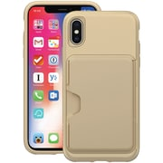 Skech SK41-CHE-CHP Caché Case for iPhone X (Champagne) (SKC41CHECHP)
