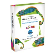 "Hammermill® Paper, Premium Color Copy Cover, 100 Bright, 60 lb, 8.5"" x 11"", Letter, 250 Sheets/1 Pack(122549)"
