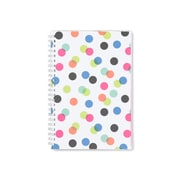 "2018-2019 Blue Sky 5""H x 8""W Planner AS Dots Weekly/Monthly (100763-A19)"