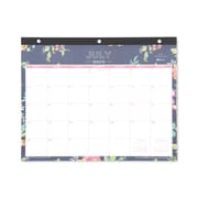 "2018-2019 Blue Sky 11""H x 8.75""W Monthly Tablet Calendar Day Designer Collection (107937-A19)"