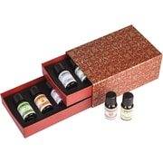 HOMEDICS Ellia Holiday Gift Set of 8 Essential Oils(ARMH-EO15HOL2)