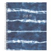 "2018-2019 Blue Sky 8""H x 10""W Planner Blur Stripe Zharan Monthly (105397)"