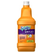 Swiffer WetJet Floor Cleaner Refill with Febreze Freshness, Sweet Citrus & Zest, 42.2 fl. oz. (91228)