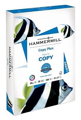 Hammermill Copy Plus Ledger Copy Paper, 11