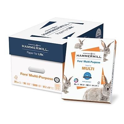 HammerMill® Fore MP Premium Copy Paper, 8 1/2