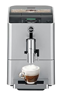 Jura-Capresso ENA Micro 90 Automatic Coffee Machine, Micro Silver (15116)