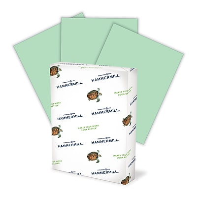 Hammermill Fore MP Recycled Color Paper 8 1/2