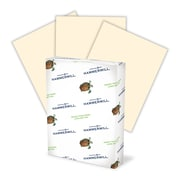 "Hammermill Recycled Fore® MP Color Paper, LETTER-size, 20 lb., Ivory, 8 1/2"" x 11"", 500 Sheets/Ream"