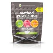 Method Power Dish Dishwasher Detergent Packs Lemon Mint 45 count (01761)