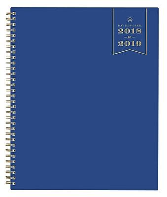 2018-2019 Day Designer for Blue Sky 8.5